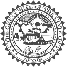 Nevada Department of Taxation Marijuana Enforcement Division seal